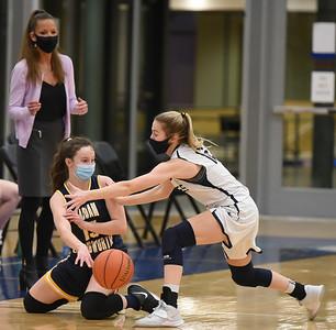 H-K Girls' Basketball Earns 33-32 Win Versus Morgan