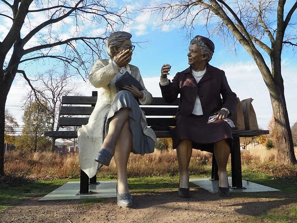 NJ, Hamilton Township - Grounds For Sculpture, 2017