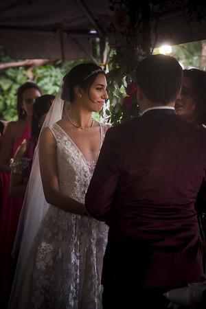 Gomez & Martinez Wedding: Ceremony