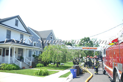 Rockville Centre F.D. House Fire 23 Lincoln Ct. 5-29-12