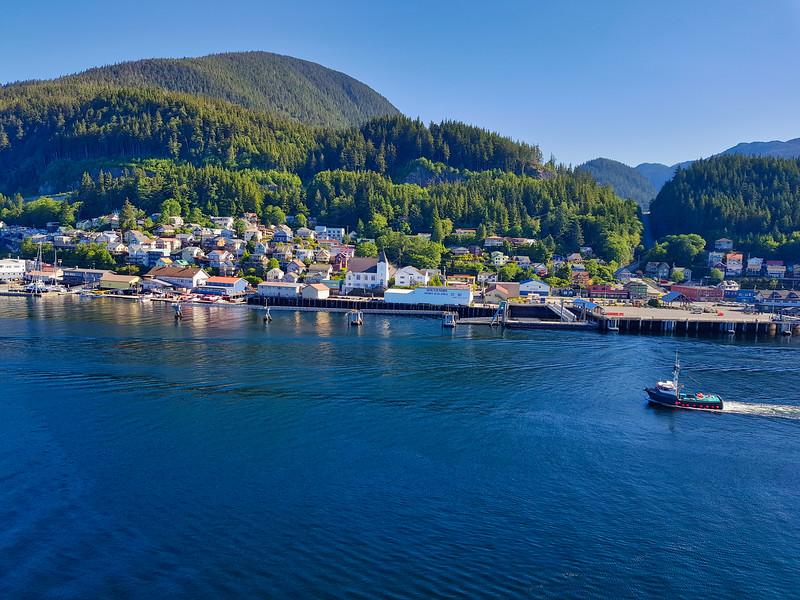 Ketchican Alaska