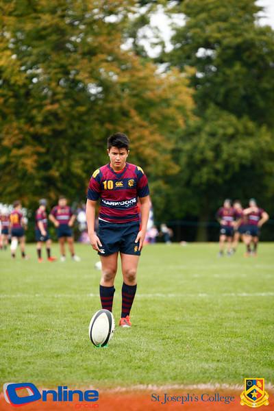 Match 14 - Gordon's School v Brighton