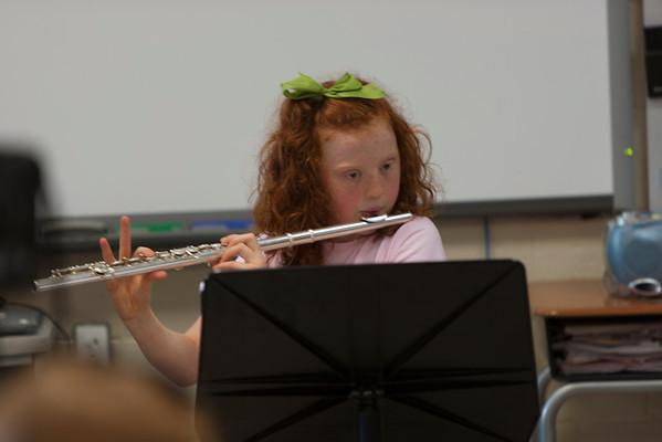 Chloe's Flute Recital