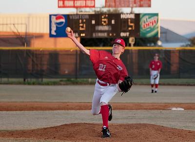 BHS v Lowndes JV Baseball 2020