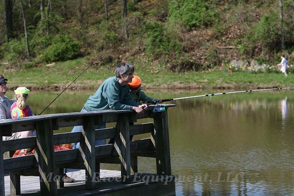 Pre-K Fishing 2009