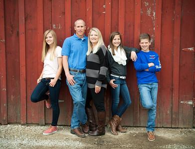 Liljegren Family 2014