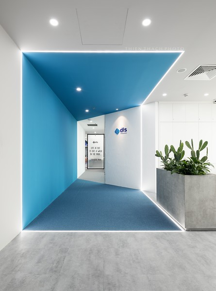 DLS Office in Hanoi - by DPlus Vietnam