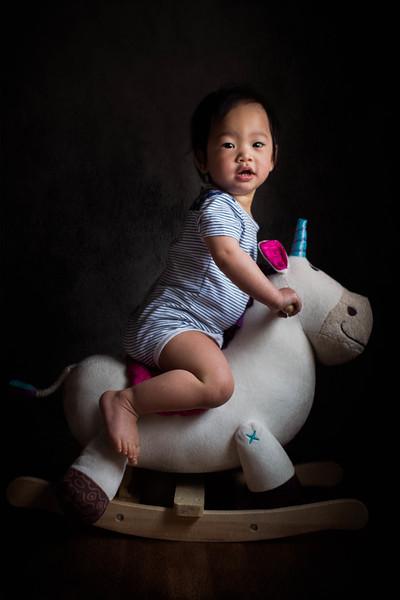 Lifestyle Children Portrait