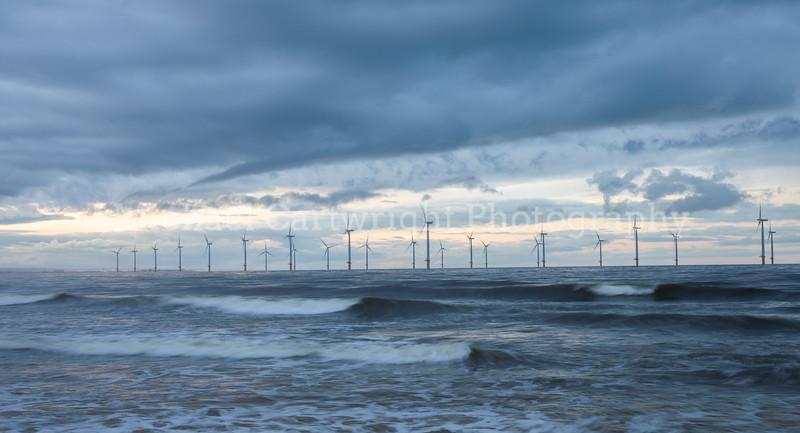 Windfarm, Redcar