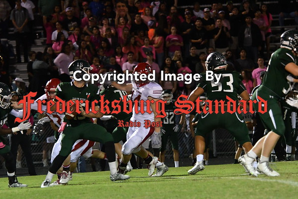 FHS football 1 of 2 11-2-16