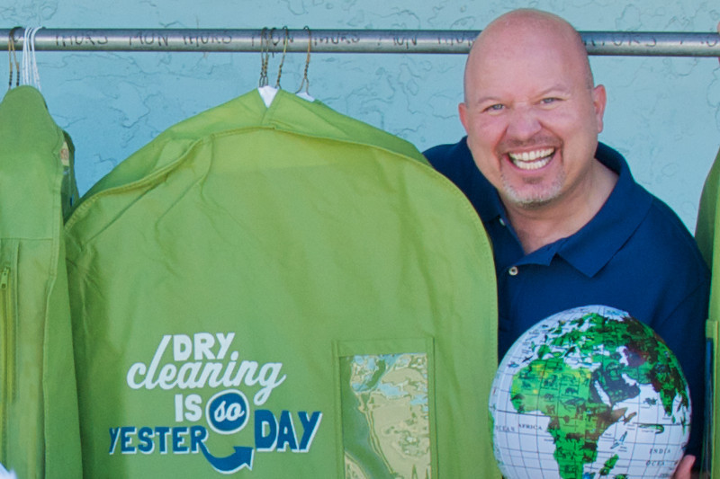 Taking care of for clothes and the Earth