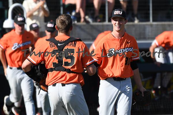 Oregon State vs. Oregon College Baseball 5/11/19