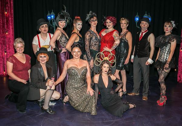 Classic Burlesque - Noir!