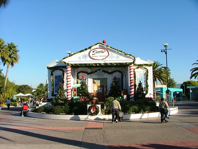 SeaWorld San Diego - 12/3/04
