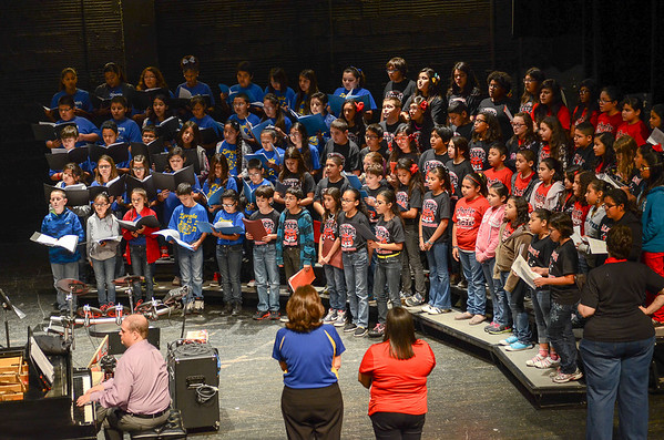 Feeder Choir Clinic