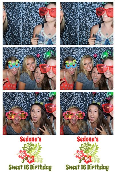 "Sedona's ""Sweet 16 Birthday"""