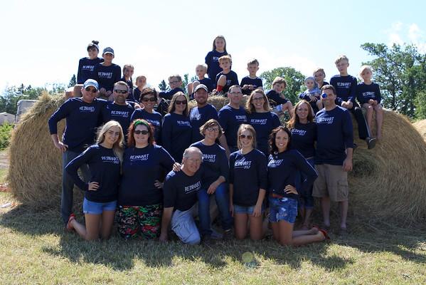 2017 Reinhart Family Reunion