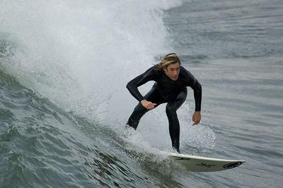 Surfing - San Diego, December 2005