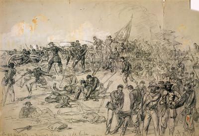 civil war drawings 2