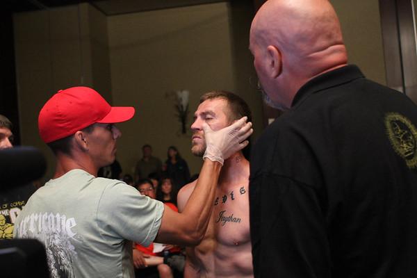 Sammy Cleveland vs Jeff Ferraro