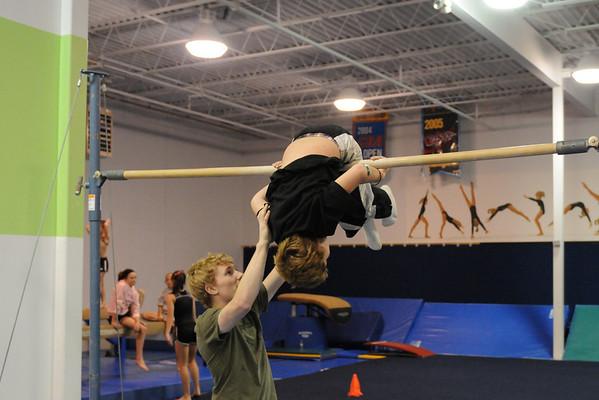 HI NRG Gymnastics October 2009