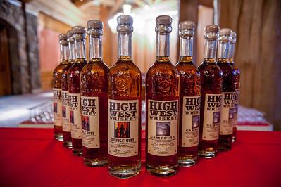 Whiskey Dinner 2013 Earl's Lodge