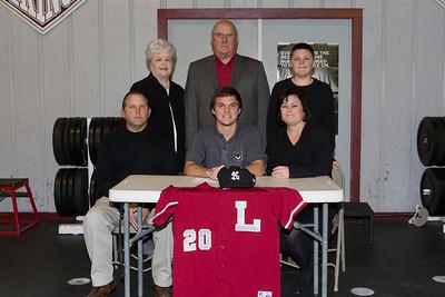 2013-14 LHS Baseball signings