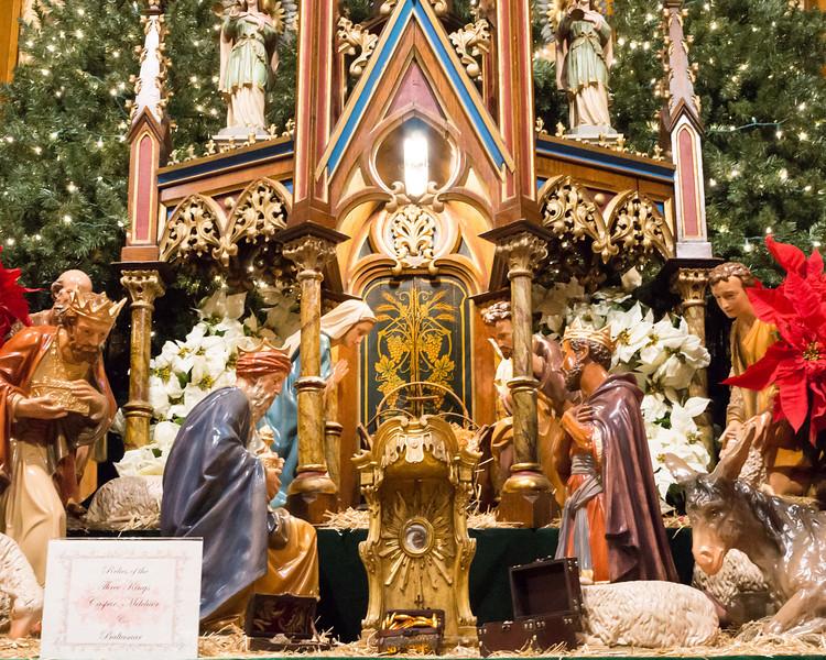 The Nativity at St. John Cantius Church, Chicago