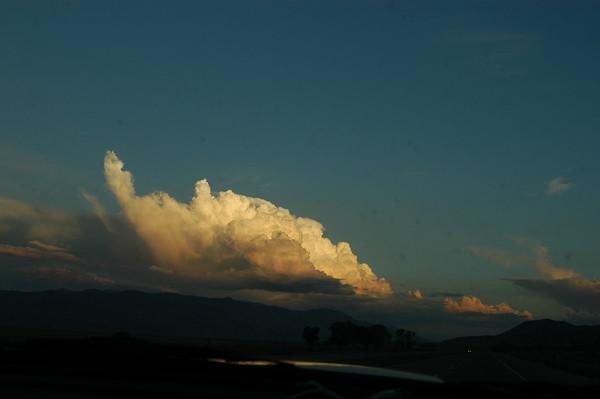 Mt. Russell East Ridge August 6, 2005