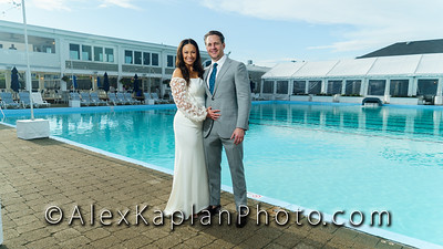 Wedding at Spring Lake Bath and Tennis Club, Spring Lake, NJ by Alex Kaplan Photo Video Photbooth