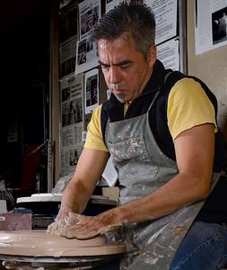Romero House Pottery Studio