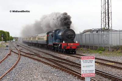 Portlaoise (Rail), 14-05-2018