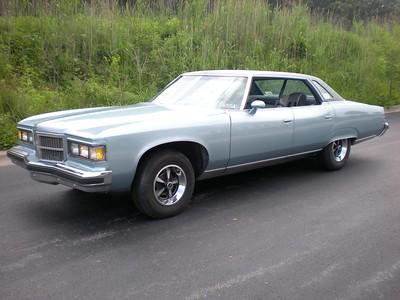 1975 Bonneville