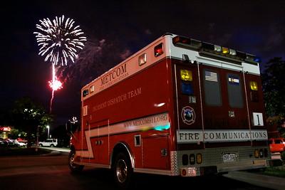 Firehouse 34 Fireworks