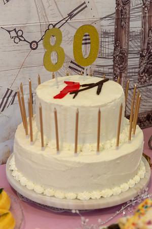 Curtis 80th Birthday