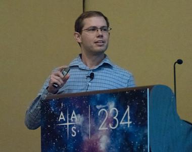 LAD Award Lecture: Brett McGuire