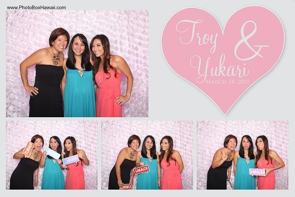 Troy & Yukari