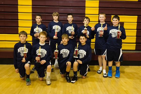5th Grade Stow Tournament