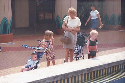 LKK in Memphis Summer 1997