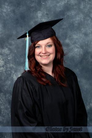 Sara Linfante's Graduation Photos