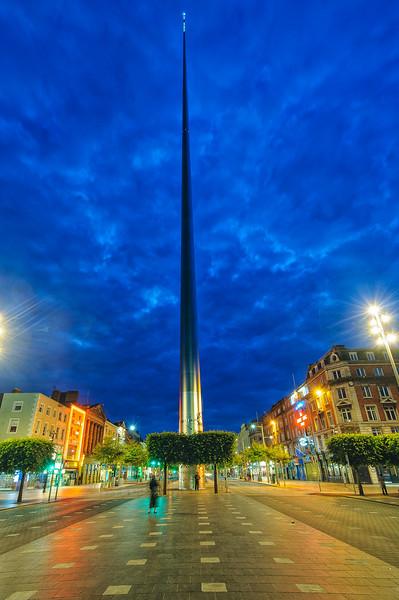 Dublin's Millennium Spire