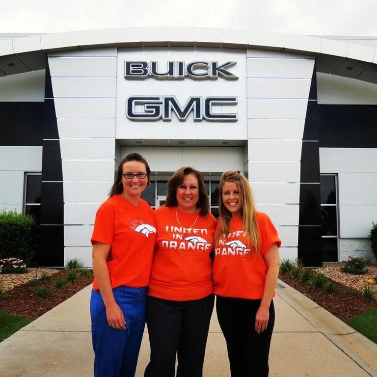 . Transwest is ready for the Broncos to beat the Ravens tonight! #unitedinorange #broncoscountry #broncosnation #denverbroncos Photo by Tiara Streng