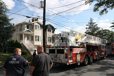 Palisades Park 2nd alarm  234 B 3rd St. 8-26-10