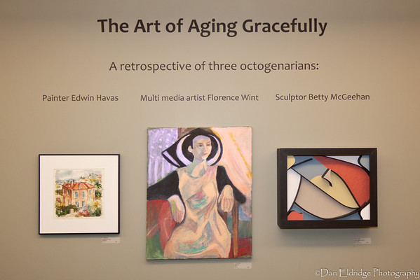 "Summit Medical Group: ""Art of Aging Gracefully"" Art Show"