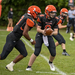 MHS V Football vs Apponequet 9-6-19