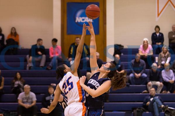 Women's Basketball vs. New Paltz