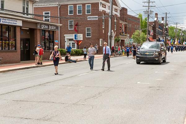 2018 Newark Memorial Day Parade