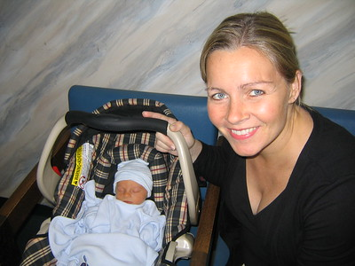 Birth of Ryan Luke - Oct 23, 2004