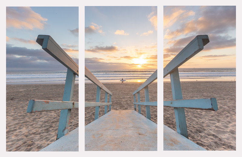 triptych lifeguard ramp surfer.jpg