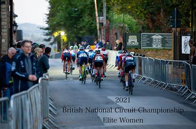 2021 British National Circuit Championship - Elite Women